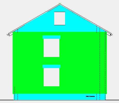 au enfassade selber selbst d mmen mit anleitung. Black Bedroom Furniture Sets. Home Design Ideas