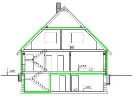dachgeschoss und kellerdecken d mmen mit anleitung und handwerkerpreisen. Black Bedroom Furniture Sets. Home Design Ideas