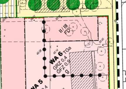 bebauungsplan planzeichenerkl rung festsetzungen und bestimmungen. Black Bedroom Furniture Sets. Home Design Ideas