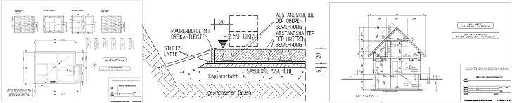 rohbau selbst erstellen mit arbeitsanleitung und heimwerkertipps. Black Bedroom Furniture Sets. Home Design Ideas