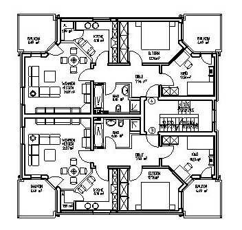 gerade geschosstreppen im mehrfamilienhaus mit schallschutz. Black Bedroom Furniture Sets. Home Design Ideas