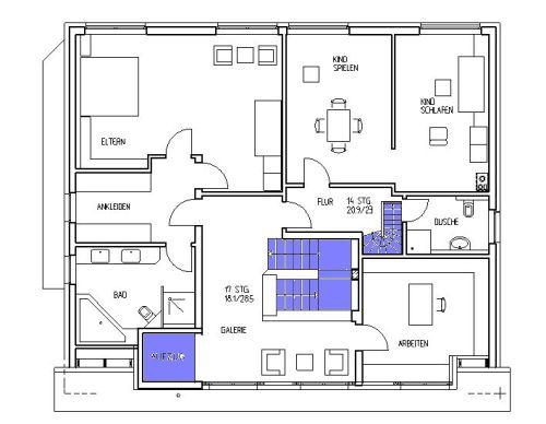 treppenplaner mit 40 grundrissen planungsvorschl gen und grundvoraussetzungen. Black Bedroom Furniture Sets. Home Design Ideas