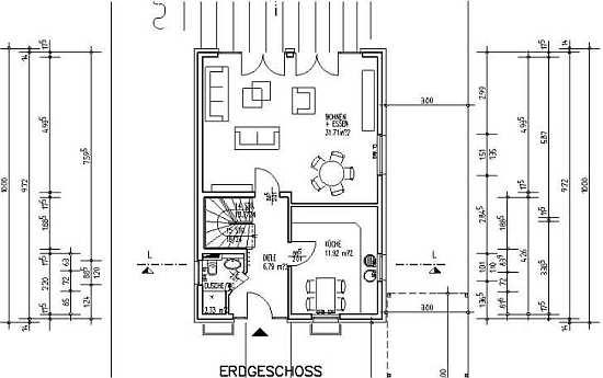 mauerwerksbema ung nach din 4172. Black Bedroom Furniture Sets. Home Design Ideas
